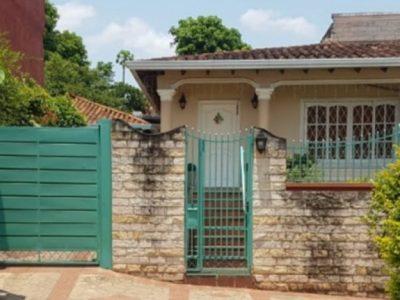 Vendo Casa en San Vicente – Asunción