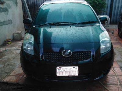 Vendo Toyota Vitz 2007
