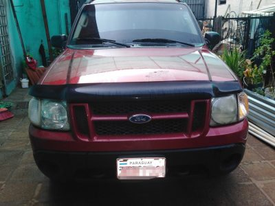 Vendo Ford Explorer